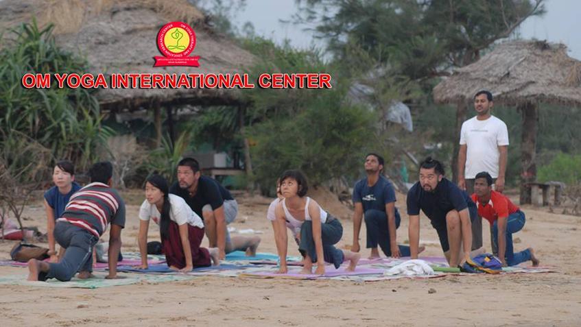 Om Yoga International Center Image