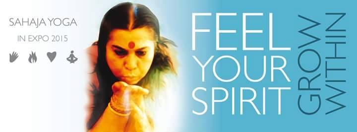 Sahaja Yoga Meditation Image