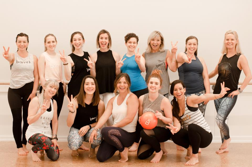 barre3 Physical Fitness Pilates Creve Coeur Image