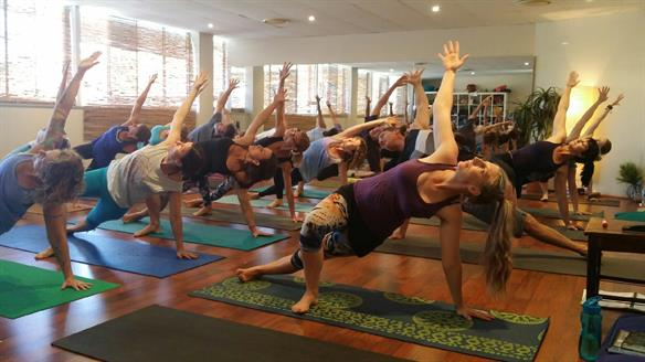 Being Yoga Ascot