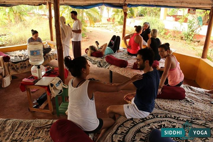 Siddhi Yoga Center Goa Yoga