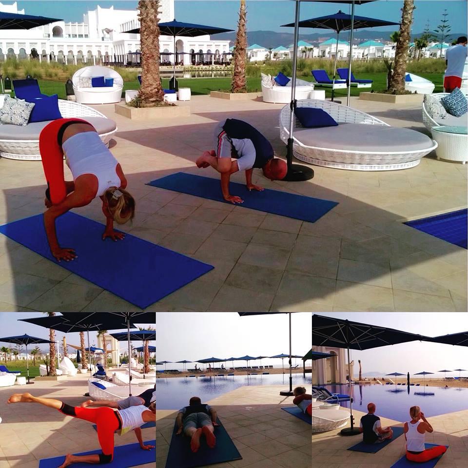 Yoga With Perumal Center
