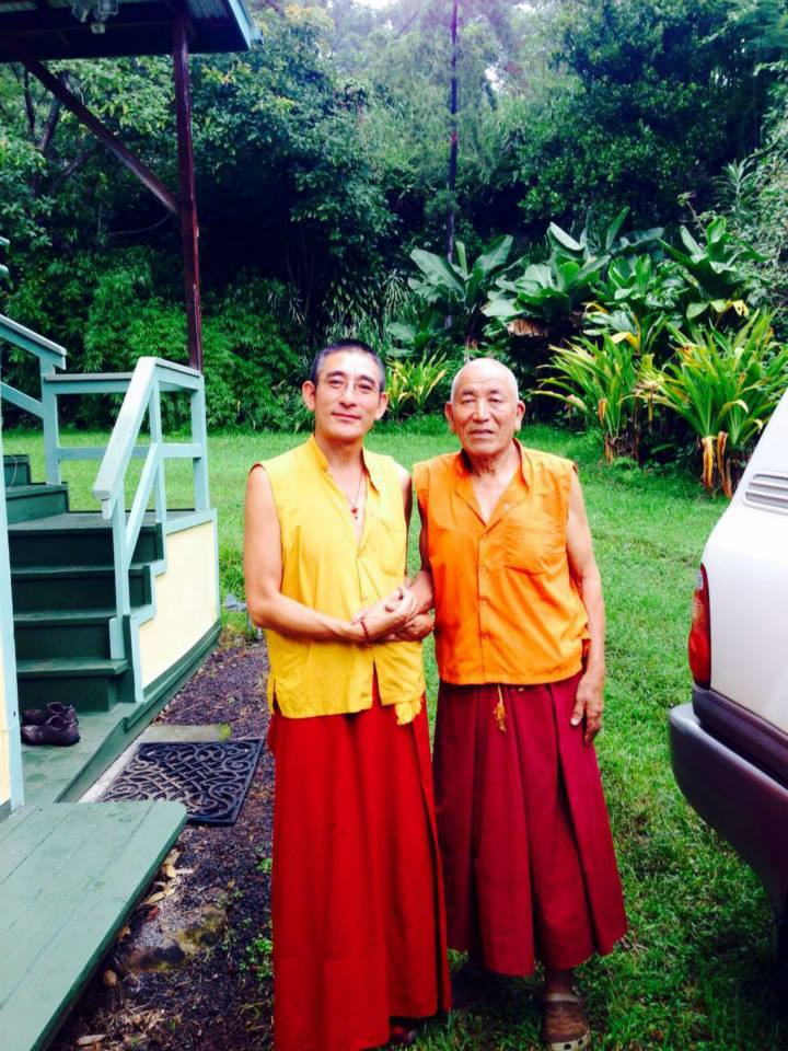 Nechung Dorje Drayang Ling Buddhist Temple United States