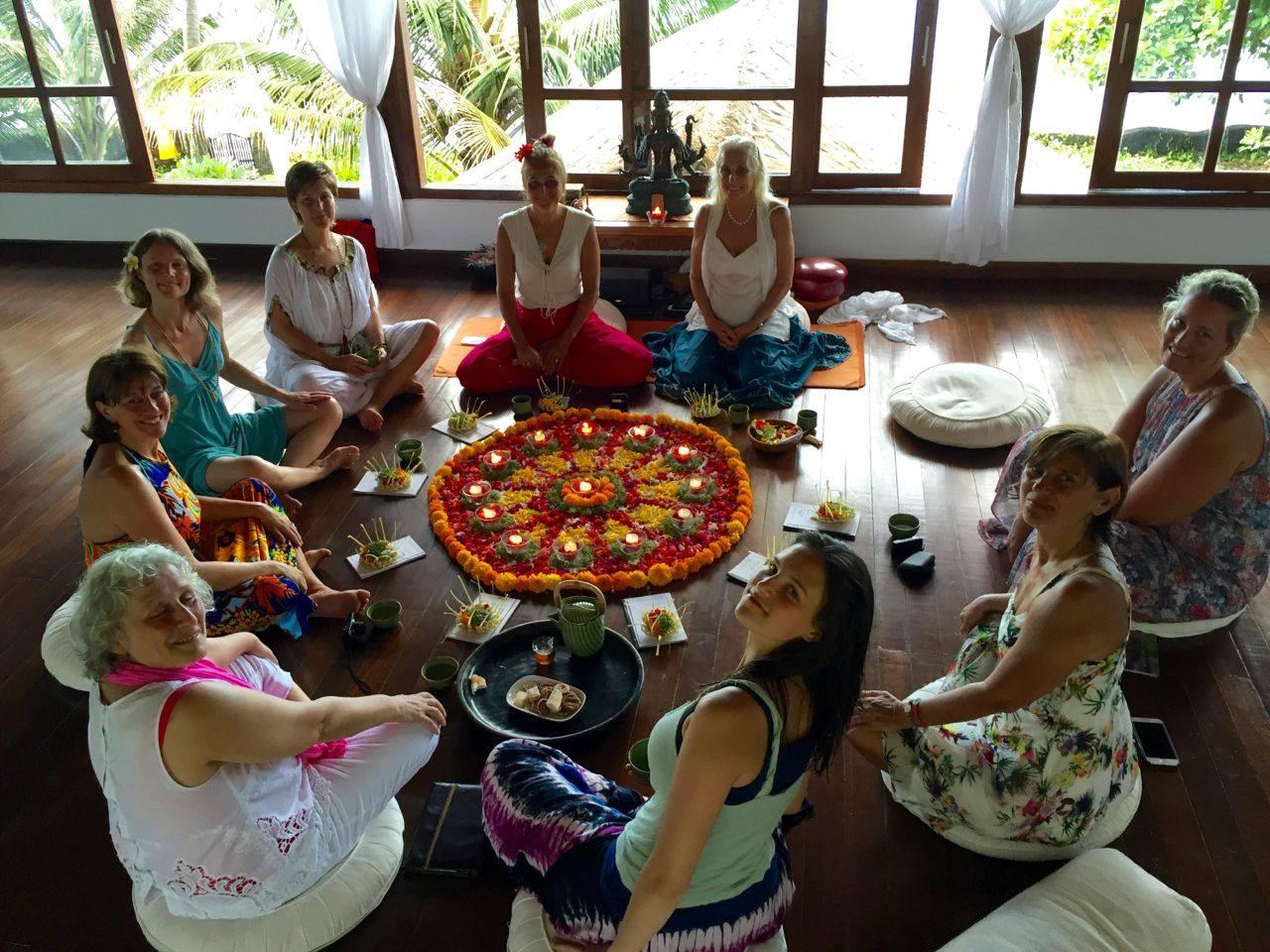 Prana Veda Yoga Retreat