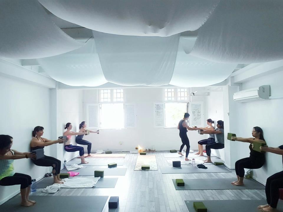The Yoga Co Studio Singapore