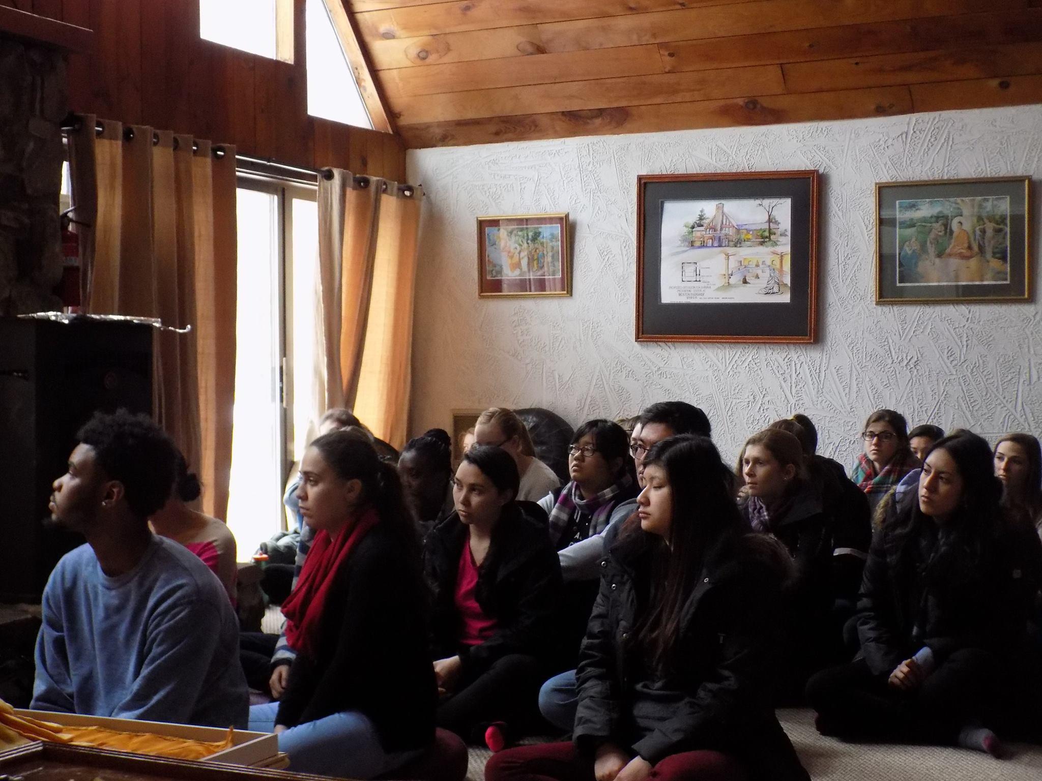 New England Buddhist Vihara & Meditation Center