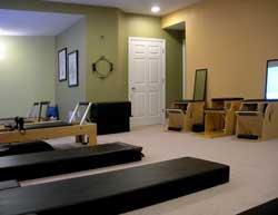 Pilates Balance In Motion