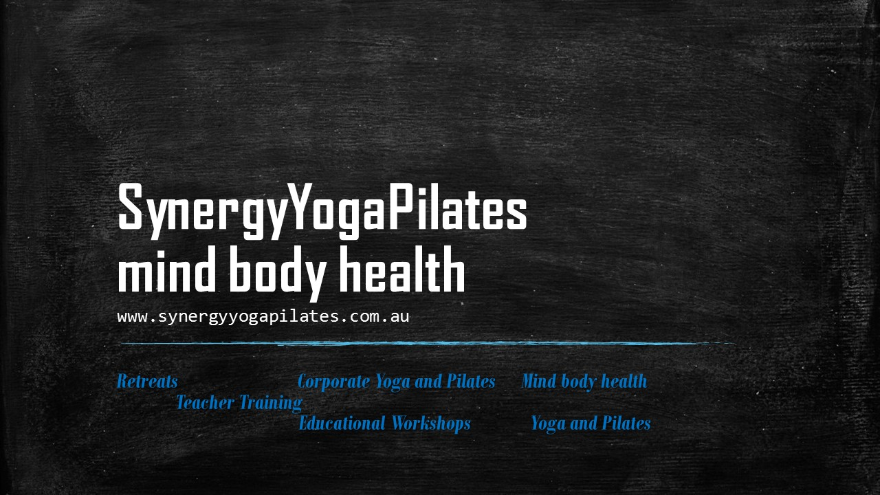 Synergy Yoga & Pilates Studio south