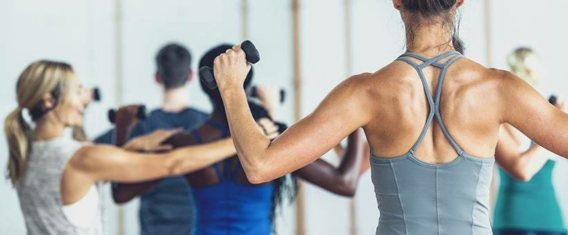 barre3 Physical Fitness Pilates South End i Boston Pilates