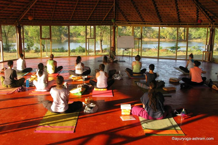 AyurYoga Eco Ashram India