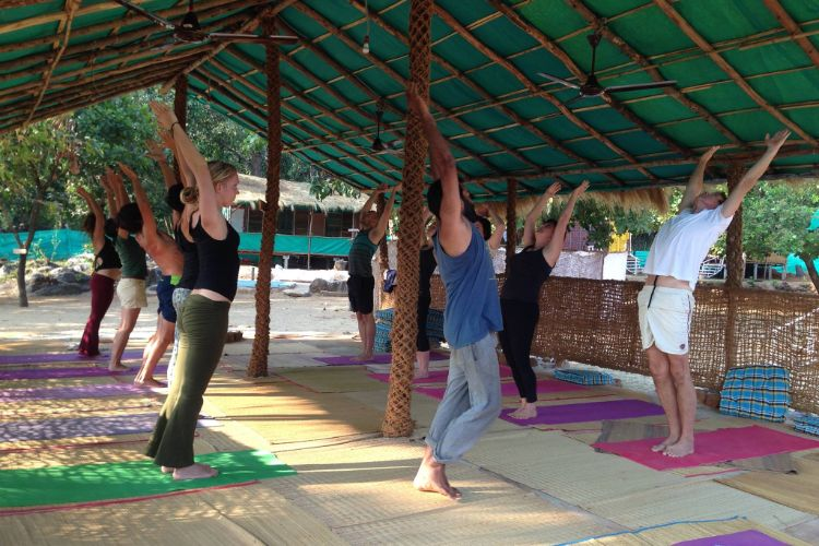 100 hrs Yoga Teacher training goa, 200 hrs Yoga Teacher Training Goa, 300 hrs Yoga Teacher Training Goa, Yoga Retreat, Yoga Retreats Goa, Yoga Teacher Training Centre,  India