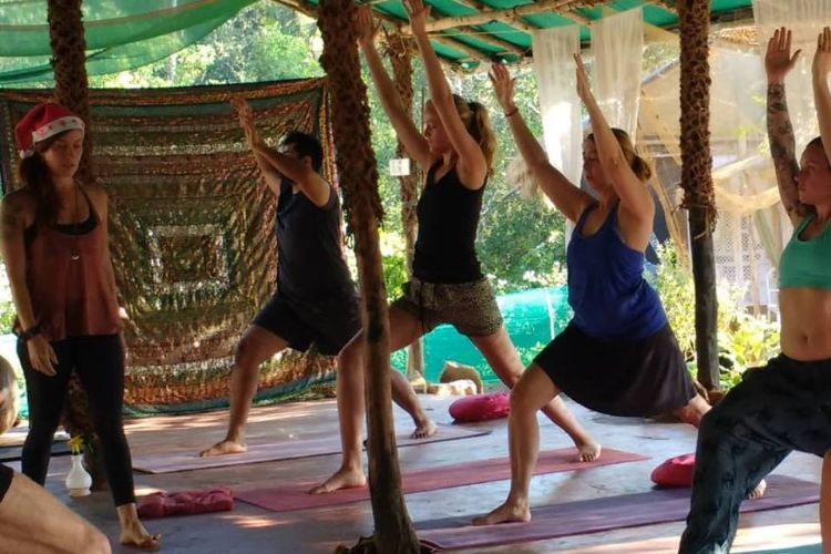 Earth Yoga Village Goa