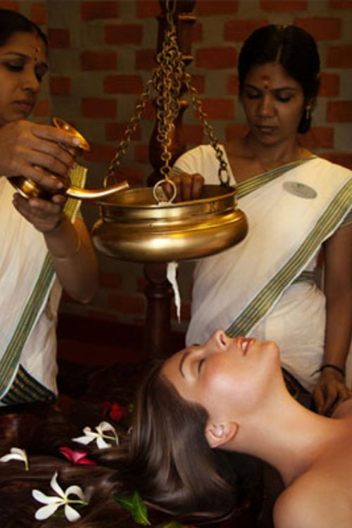 Ayurveda Retreats South India, Green leaf certified Ayurveda Retreats,  Palakkad